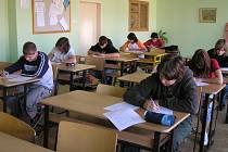 Odvahu podat si přihlášku na gymnázium letos mělo mnohem více žáků než v předešlých letech.