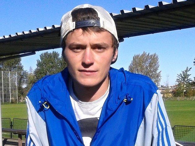 Pavel Dlouhý, fotbalista SK Vinařice