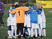Výběr U12 SK Kladno postoupil do finále Ondrášovka Cupu.