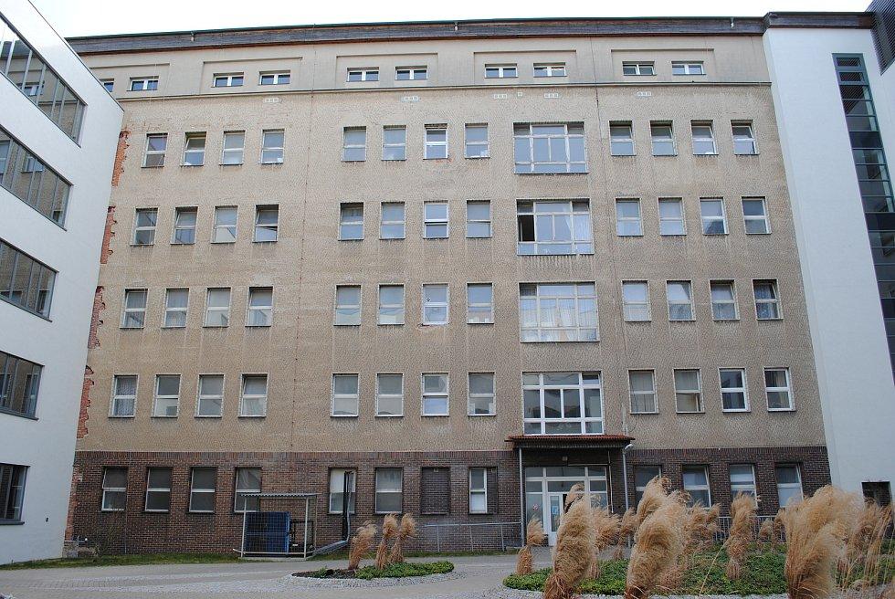 Kladenská nemocnice..