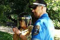 MĚSTSKÁ POLICIE KLADNO pořádá besedy a různé akce například pro seniory pravidelně, ovšem zítřejší veřejné setkání s obyvateli se uskuteční poprvé.
