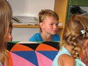 Loňským tématem byl Bořek, kluk ze znaku podle názvu knihy Slaňáka Libora Dobnera.