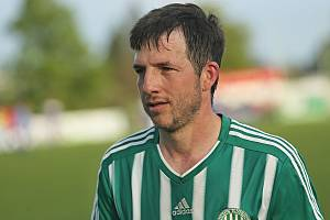 Sokol Hostouň - SK Kladno 2:0, Divize B, 28. 4. 2019, Tomáš Marek