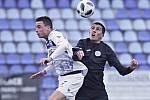 SK Kladno - FC Chomutov 2:0, Divize B, 10. 11. 2018