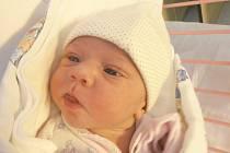 Barbora Aurelie Bučková, Slaný. Narodila se 3. března 2015. Váha 3,44 kg, míra 50 cm. Maminkou je Martina Bučková (porodnice Slaný).