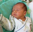 ZACHARIÁŠ DAHER, HOSTIVICE. Narodil se 14. dubna 2017. Váha 3,62 kg, míra 51 cm. Rodiče jsou Adéla Daher a Hassan Daher (porodnice Kladno).