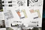 Objevitelka slavného architekta zahájila v Kině Sokol výstavu studentských prací.
