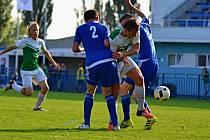 Slaný - Jíloviště 3:2 po penaltách.