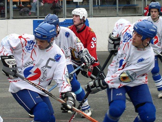 Hokejbalisté KEBu Kladno se sloučili s Falconem.