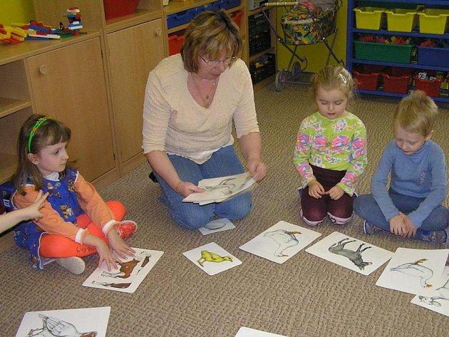 Kladenské mateřské školy i přes výjimky nedokážou přijmout všechny děti, které se do nich hlásí.