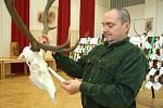 Výstava mysliveckých trofejí a jarní svod loveckých psů v Žilině.