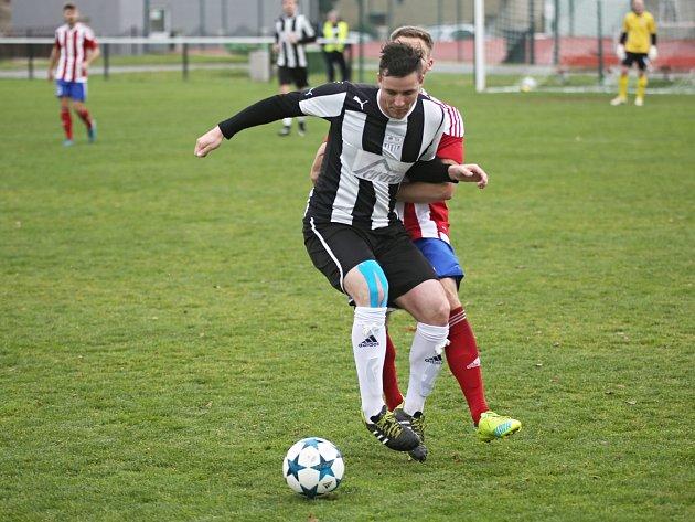 SK Hřebeč - FK Kosoř 2:0 (0:0), I. A. tř., 28. 10. 2017