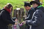 Akce Velikonoce v Avesu nabídla veřejnosti bohatý program.
