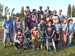 4. závod extraligy na ploché dráze vyhráli ve Slaném domácí jezdci AK 3ton před Pardubicemi a Olympem.