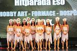 Finálové kolo Czech Dance Masters v Praze. Hitparáda Eso v podání žen R.A.K. Beroun