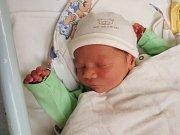 JONÁŠ JENČÍK, KLADNO. Narodil se 3. prosince 2018. Po porodu vážil 3,54 kg a měřil 50 cm. Rodiče jsou Jana Jenčíková a Martin Jenčík. (porodnice Slaný)
