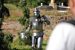 Středověk na tvrzi.