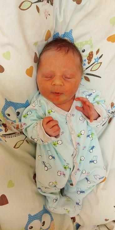 Jakub Dvořák se narodil 4. února 2021 ve 23. 35 hodin v čáslavské porodnici. Pyšnil se porodními mírami 3460 gramů a 52 centimetrů. Doma v Bratčicích se z něj těší maminka Markéta, tatínek Martin a tříletý bráška Vojtíšek.