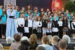 Vzpomínce předcházel koncert POCTA SLAVNÝM ČECHŮM // Pietní vzpomínka k 72. výročí vyhlazení obce Lidice