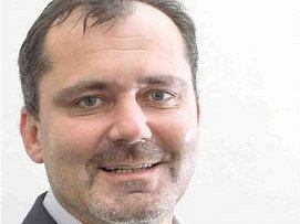 Martin Hrabánek, spoluorganizátor akce Sportovec Slaného
