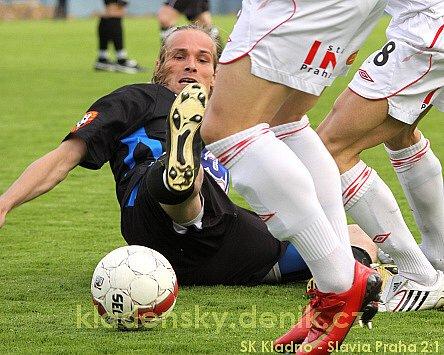 SK Kladno - Slavia 2:1