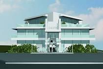 Architektonická studie na rekonstrukci budovy bývalé galerie v Kladně na Sítné počítá s nástavbou dalšího patra, kde by měli vzniknout kanceláře. V prvním podlaží by měl v budoucnu být prostor s multifunkční pódiovou scénou a ve druhém restaurace.