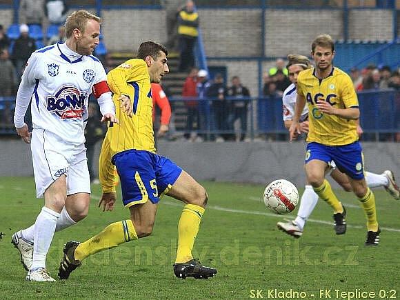 Ondřej Szabo (6) a Admir Ljevakovič (5) / SK Kladno