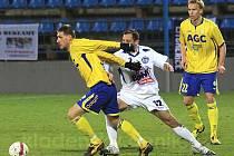 SK Kladno - FK Teplice 0:2 (0:0), utkání 13.k. Gambrinus ligy 2009/10, hráno 1.11.2009