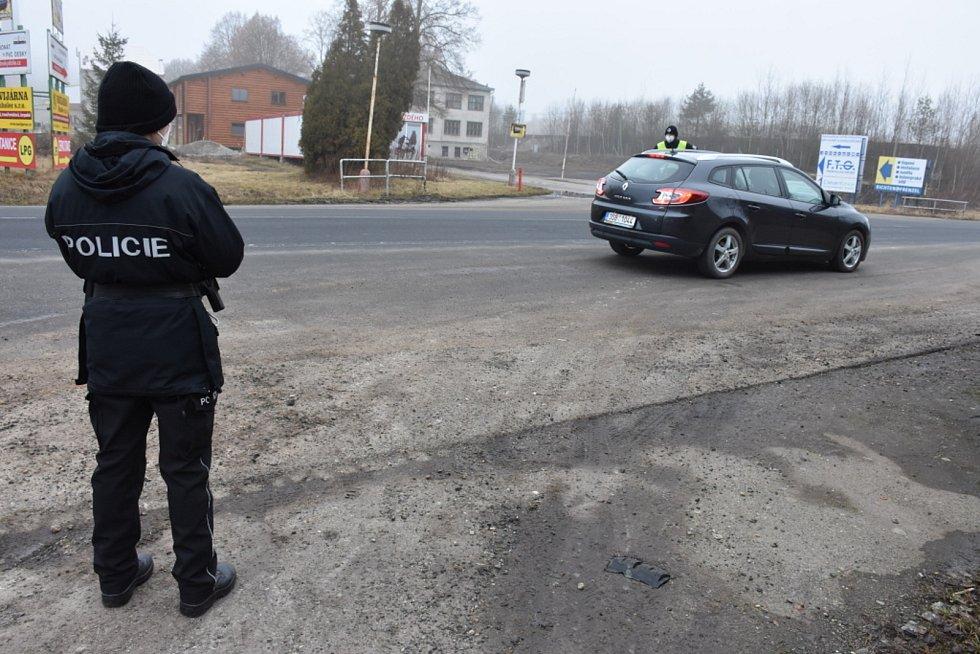 Kladenský deník zjišťoval působnost policejních hlídek také na pomezí Rakovnicka.