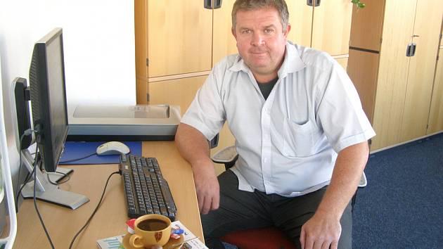 Vratislav Rubeš odpovídal z redakce Kladenského deníku na dotazy čtenářů.