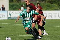 Sokol Hostouň vs. AC Sparta Praha U19 2:2, příprava 11. 6. 2021