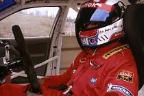 Jiří Jupa září za volanty závodních strojů, velmi dobře ale hájí i barvy Družce. Za starou gardu se trefil čtyřikrát.