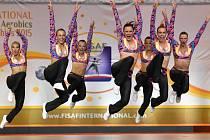 Legendární Dancers Kladno zase slavil, je pošesté mistrem světa.