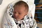 JAN KREJČÍ, LOUNY. Narodil se 13. května 2019. Po porodu vážil 3,39 kg a měřil 52 cm. Rodiče jsou Kristýna Krejčová a Jan Krejčí. Sestřička Anička. (porodnice Slaný)
