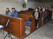 Obecenstvo slyšelo známé i méně známé písně z Čech i zahraničí.