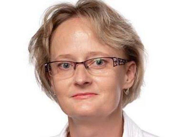 Jaroslava Broulíková, 43let, podnikatelka, Slaný