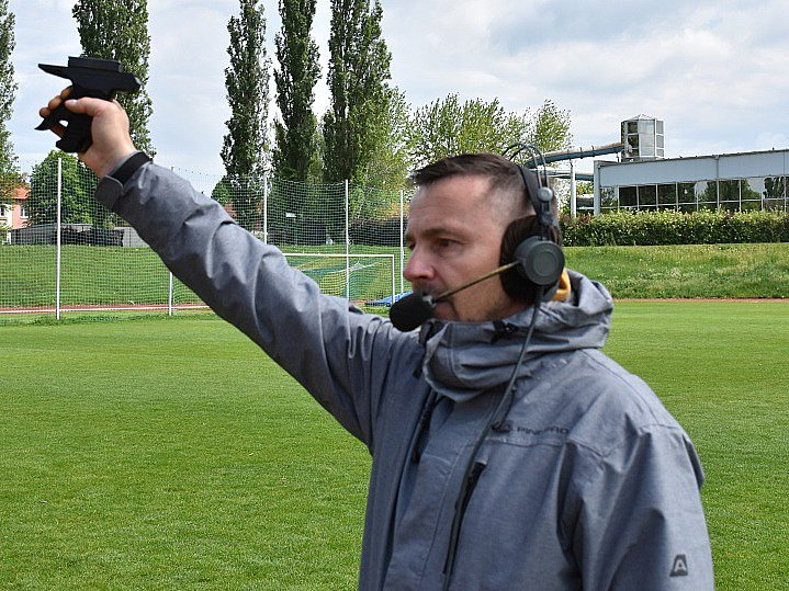 Krajské kolo sazka olympijského víceboje se konalo ve Slaném.
