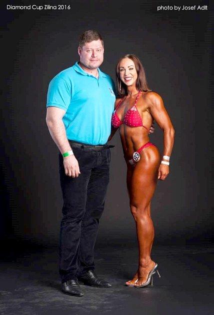 Jurij Ščerbakova a jeho žena Taťána Nadďonnaja