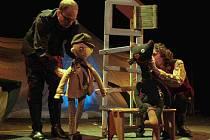Divadlo Lampion v Kladně je oblíbené zejména mezi nejmenším publikem.