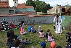 V Družci se konala tradiční pouť.