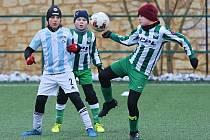 Hostouň - Aritma U11 / Zimní liga Motorlet 2017-18 / kat. Starší přípravka