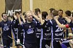 Kanonýři Kladno - FBC Start98 4:3, 1. liga mužů - semifinále, Kladno, 19. 3. 2016