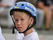 Po čtvrté závodili skateboardisté všech kategoriích ve skate parku Kladno při  Skate Punk Jam Vol 4.