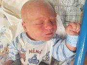 OLIVER SYMERSKY, SLANÝ. Narodil se 12. ledna 2018. Po porodu vážil 3,20 kg a měřil 50 cm. Rodiče jsou Radka Orságová a Luděk Symersky. (porodnice Slaný)