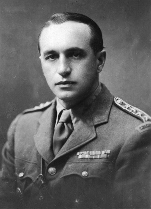 Jaroslav Selner jako plukovník gšt. v květnu 1945.