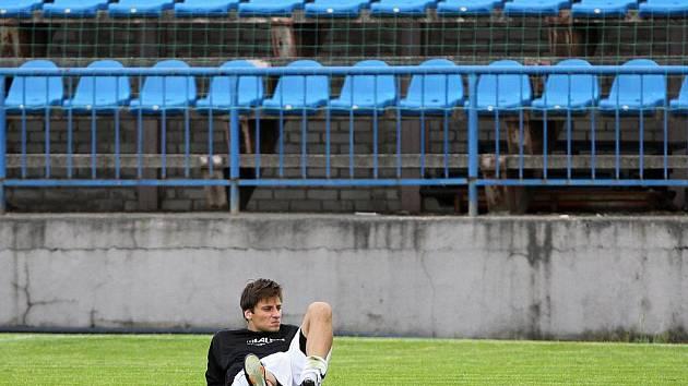Na SK Kladno moc fotbalové radosti aktuálně není