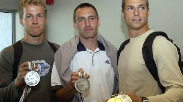 Úspěšné pětibojařské reprezentanty ČR čeká v Kladně největší závod na domácí půdě.