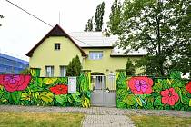 Mateřská škola v Divadelní ulici v Kladně.