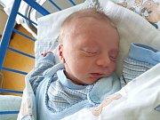 ONDRA VALSA, SLANÝ. Narodil se 20. března 2018. Po porodu vážil 3,60 kg a měřil 50 cm. Rodiče jsou Radka Hřibová a Miroslav Valsa. (porodnice Slaný)