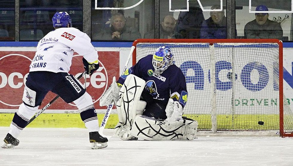 HC Rytíři Kladno - Vítkovice 3:4 sn, O2  ELH 2011/12, hráno 29.1.2012